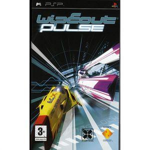 JEU PSP WIPEOUT PULSE / JEU CONSOLE PSP