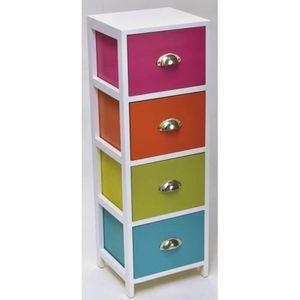 Meuble de rangement achat vente meuble de rangement for Petit meuble rangement avec tiroirs