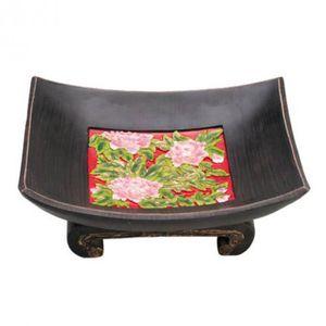 vide poche bois achat vente vide poche bois pas cher cdiscount. Black Bedroom Furniture Sets. Home Design Ideas
