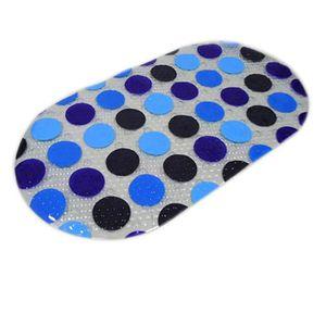 tapis de bain pvc ventouse tapis de bain antidrapant pebble pou - Tapis Salle De Bain Antiderapant