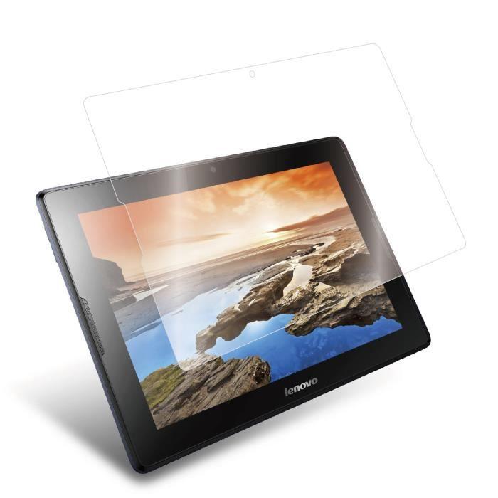 Verre tremp film d 39 cran pour lenovo tab 2 a10 70 prix pas cher cdis - Tablette verre trempe ...