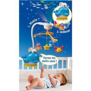 veilleuse projecteur bebe achat vente veilleuse. Black Bedroom Furniture Sets. Home Design Ideas
