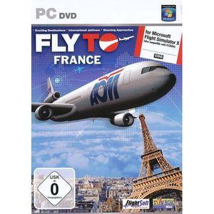 JEU PC FLY TO FRANCE / Jeu PC