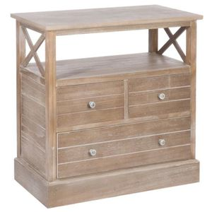 meuble style bord de mer achat vente meuble style bord de mer pas cher les soldes sur. Black Bedroom Furniture Sets. Home Design Ideas