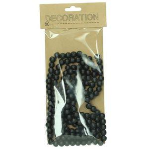 guirlande perle noire achat vente pas cher soldes cdiscount. Black Bedroom Furniture Sets. Home Design Ideas