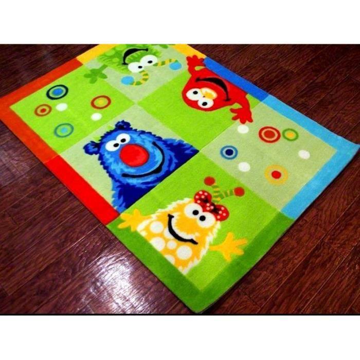 Tapis pour chambre denfants, tapis pour enfants 140 x ...