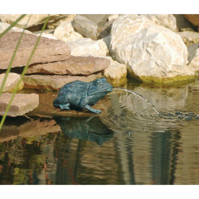 Petite grenouille pour bassin de jardin achat vente - Petit bassin pour jardin ...