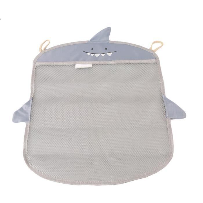 enfant jouet sac suspendu rangement sac pour cuisine salle de bain gris achat vente accroche. Black Bedroom Furniture Sets. Home Design Ideas