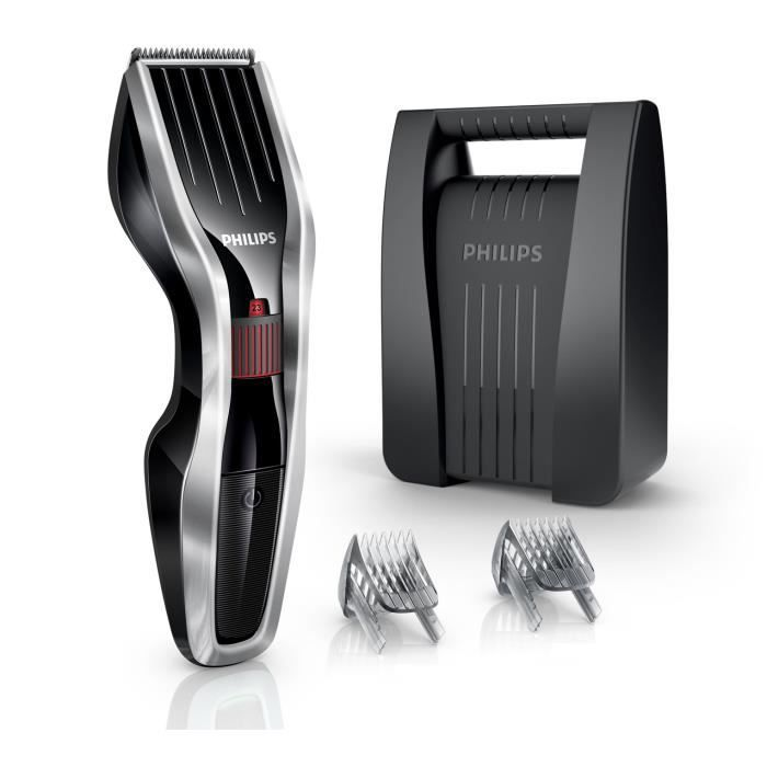 tondeuse cheveux philips hc5440 80 series 5000 avec 24 hauteurs de coupe achat vente. Black Bedroom Furniture Sets. Home Design Ideas
