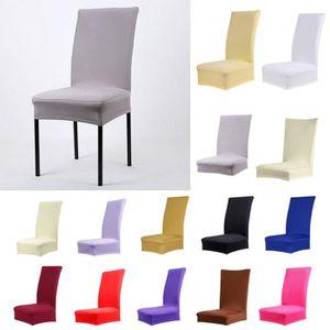 Housse de chaise rouge achat vente housse de chaise for Housse de chaise salle a manger