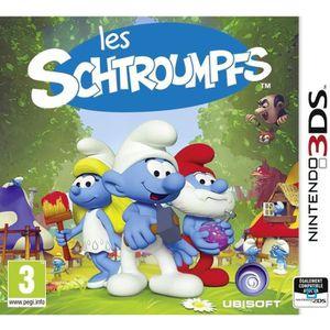 JEU 3DS Les Schtroumpfs Jeu 3DS