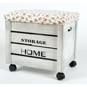 caisse de rangement a roulette achat vente caisse de rangement a roulette pas cher cdiscount. Black Bedroom Furniture Sets. Home Design Ideas