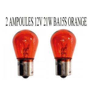 ampoule orange clignotant achat vente ampoule orange clignotant pas cher cdiscount. Black Bedroom Furniture Sets. Home Design Ideas