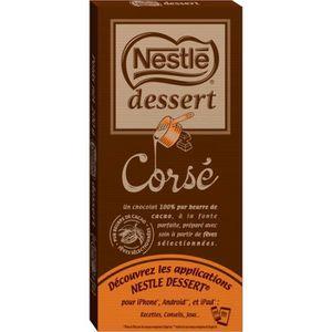 Nestlé Dessert Chocolat Corsé 200g