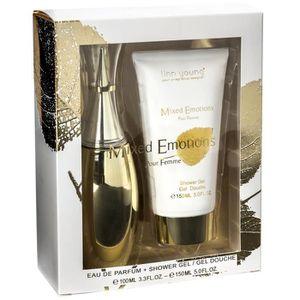 COFFRET CADEAU PARFUM Coffret Eau De Parfum Femme 100ml + Déodorant 150m
