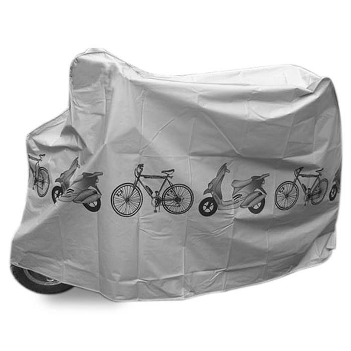 Nouveau housse couverture v lo cyclisme anti pluie for Housse couverture