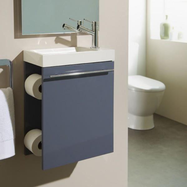kit lave mains gris souris avec distributeur de papier achat vente salle de bain complete. Black Bedroom Furniture Sets. Home Design Ideas