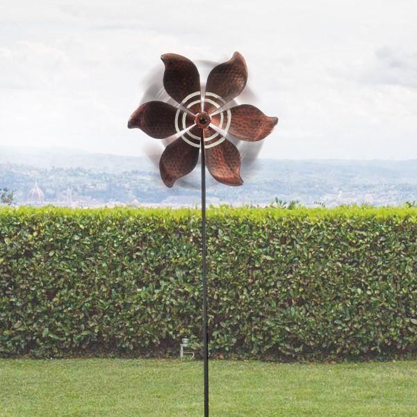 moulin vent pour jardin achat vente girouette cadran moulin vent pour jardin cdiscount. Black Bedroom Furniture Sets. Home Design Ideas