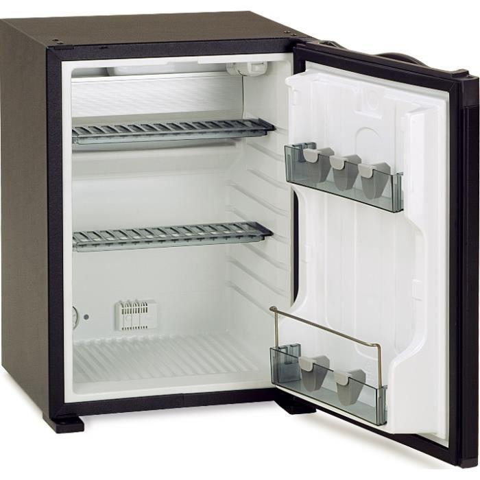 dometic r frig rateur mini bar porte pleine 3 achat vente armoire a boisson cdiscount. Black Bedroom Furniture Sets. Home Design Ideas