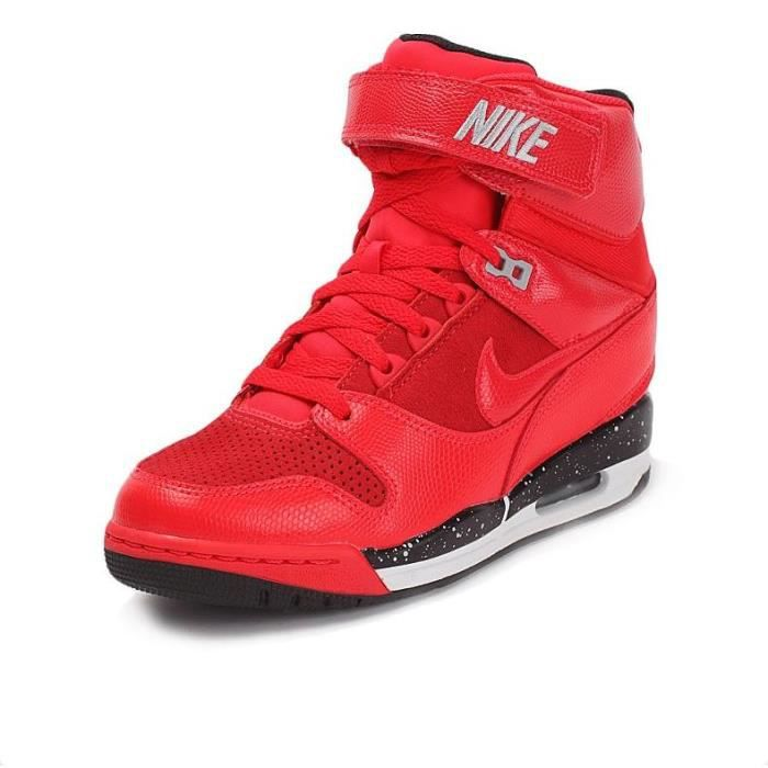Nike Rouge Pas Cher