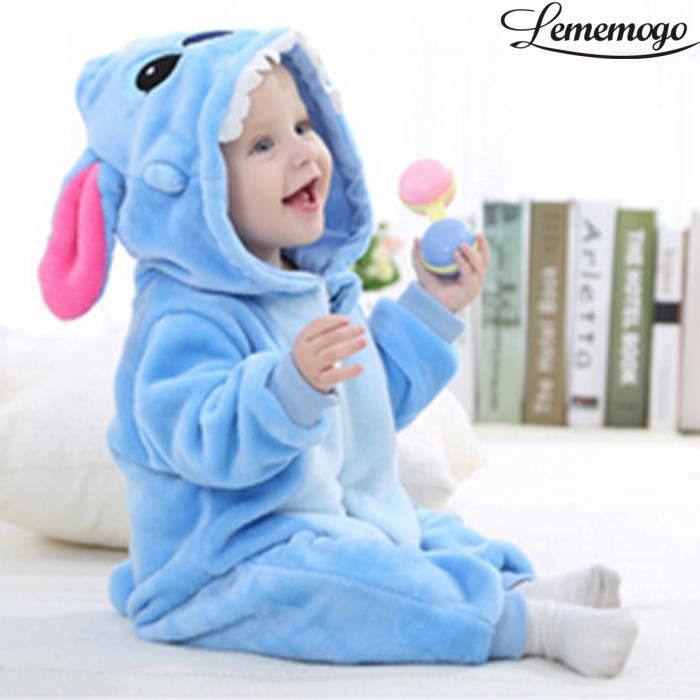 unisexe pyjama b b cosplay costume d guisement d 39 halloween animaux onesies 2016 enfant v tement. Black Bedroom Furniture Sets. Home Design Ideas