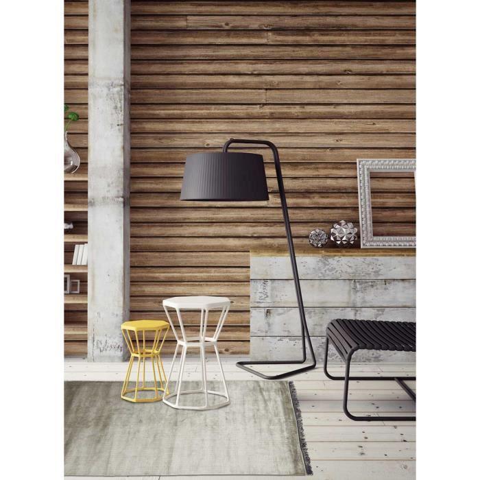 tapis salon almeria gris ardoise 140x200 par unamourdetapis tapis moderne 140 x 200 cm gris. Black Bedroom Furniture Sets. Home Design Ideas