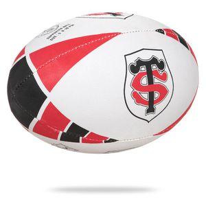 BALLON DE RUGBY GILBERT Ballon de Rugby Stade Toulousain RGB