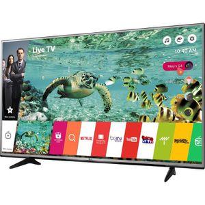 """Téléviseur LED LG 55UH605V TV LED 4K UHD 139 cm (55"""") - Smart TV"""