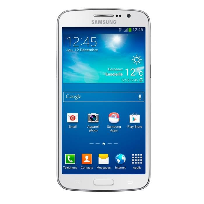 SMARTPHONE Samsung Galaxy Grand 2 Blanc 4G