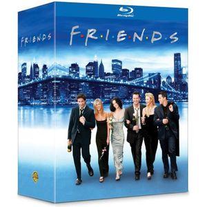 Blu-Ray Friends Intégrale des 10 Saisons