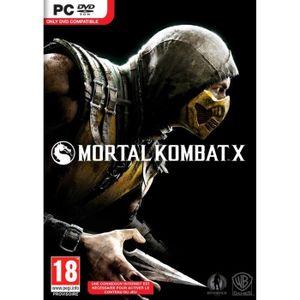 JEU PC Mortal Kombat X Jeu PC