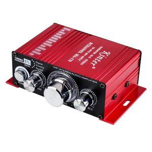 AMPLIFICATEUR HIFI Kinter MA-170 Mini Amplificateur HI-FI stéréo 12V