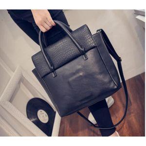 SAC À MAIN Noir  femme sac à main et porte-documents de mode
