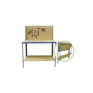 rangement mural pour outil achat vente rangement mural pour outil pas cher cdiscount. Black Bedroom Furniture Sets. Home Design Ideas