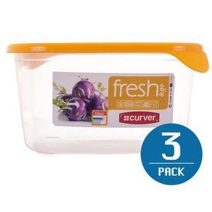Boites plastique avec couvercle alimentaire achat - Bac plastique avec couvercle pas cher ...