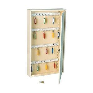 armoire cl murale 50 cl s armoire a clefs achat vente armoire boite a cl tole. Black Bedroom Furniture Sets. Home Design Ideas
