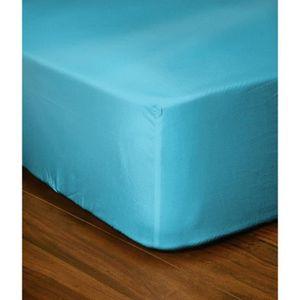 drap housse 90x200 achat vente drap housse 90x200 pas. Black Bedroom Furniture Sets. Home Design Ideas
