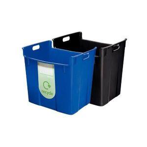 sac poubelle 40 litres achat vente sac poubelle 40 litres pas cher cdiscount. Black Bedroom Furniture Sets. Home Design Ideas