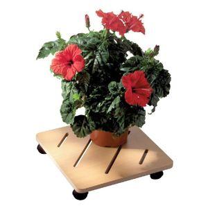 porte plantes a roulettes achat vente porte plantes a. Black Bedroom Furniture Sets. Home Design Ideas
