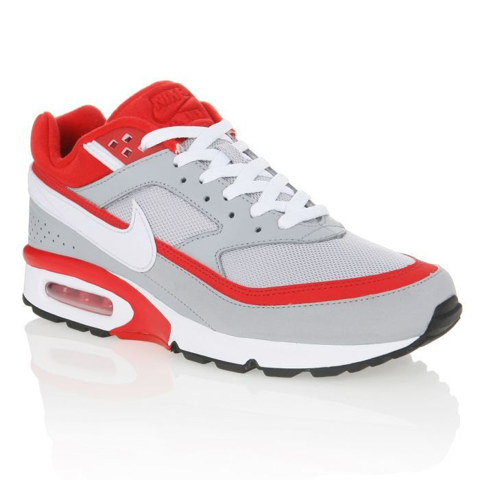 Air Classic BW Homme homme Gris et rouge Achat / Vente NIKE Air