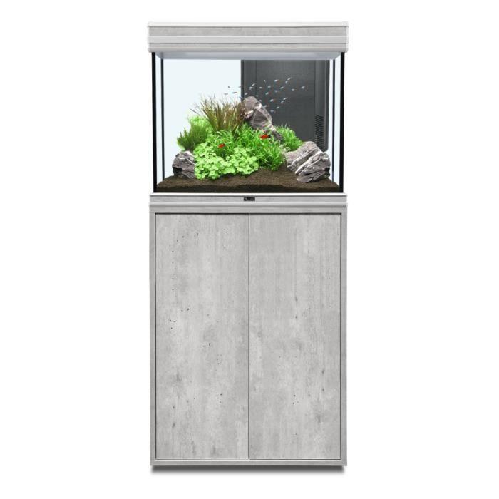 meuble pour aquatlantis fusion 60x40 40mm beton achat vente sous meuble meuble pour. Black Bedroom Furniture Sets. Home Design Ideas