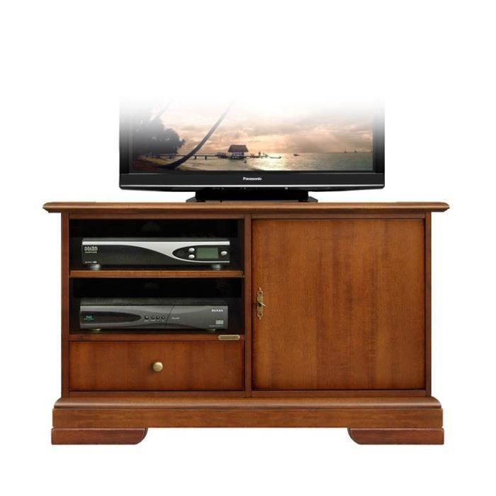 meuble support tv simply 106 cm achat vente meuble tv meuble tv simply 106 cm cdiscount. Black Bedroom Furniture Sets. Home Design Ideas
