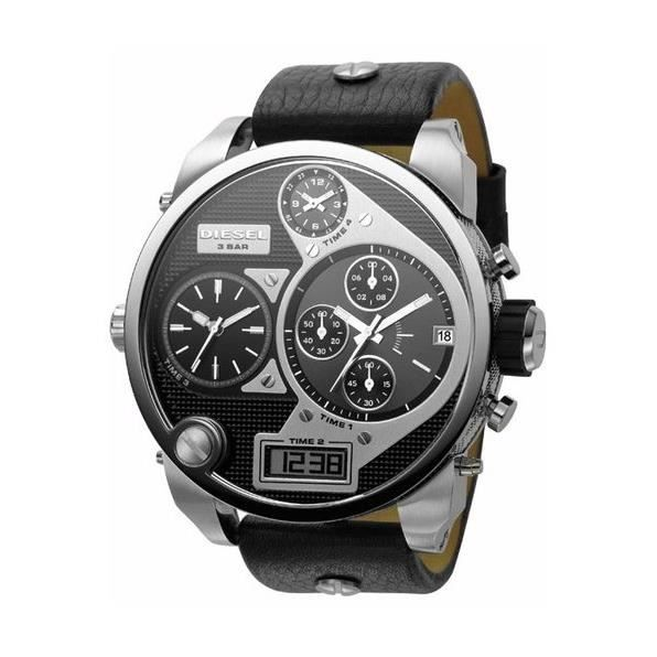montre diesel homme modele dz7125 achat vente montre bracelet. Black Bedroom Furniture Sets. Home Design Ideas