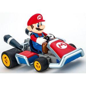 Voiture radiocommandé 2,4Ghz  - Nintendo Mario