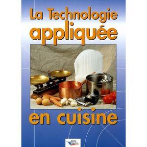 Applique pour cuisine achat vente applique pour for Technologie cuisine bac pro
