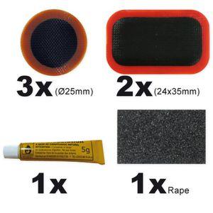 kit de reparation pneumatique achat vente kit de reparation pneumatique pas cher cdiscount. Black Bedroom Furniture Sets. Home Design Ideas
