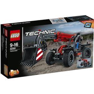 ASSEMBLAGE CONSTRUCTION LEGO® Technic 42061 Le Manipulateur téléscopique