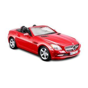 maquette voiture mercedes 1 24 achat vente jeux et jouets pas chers. Black Bedroom Furniture Sets. Home Design Ideas