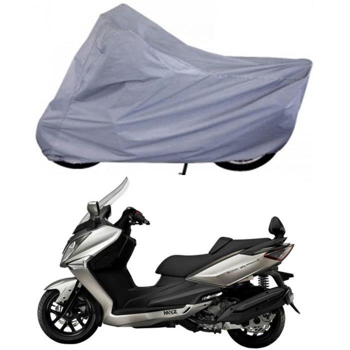housse ext rieur pour scooter sym gts 125 1112 achat vente protection ext rieure housse. Black Bedroom Furniture Sets. Home Design Ideas