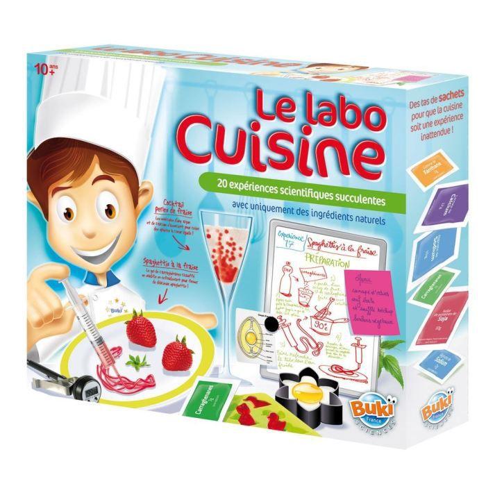 Labo cuisine achat vente kit de cuisine cr ative labo - Kit de cuisine pour enfant ...